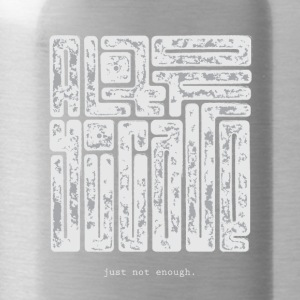 A lot of you care, just not enough -13 reasons why - Water Bottle