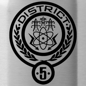 district 5 - Water Bottle