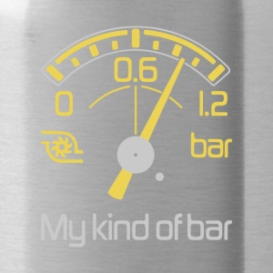 My kind of bar - Water Bottle