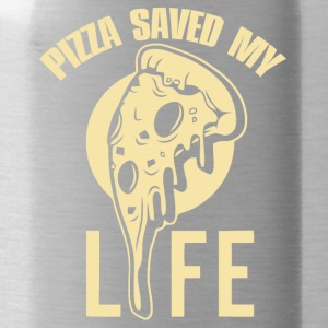 PizzaSavedMyLife - Water Bottle