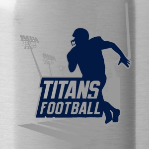 TITANS FOOTBALL - Water Bottle