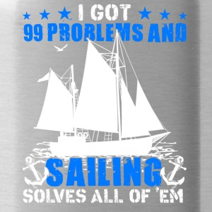 Sailing Shirt - Water Bottle
