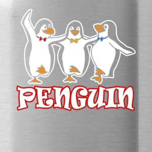 Penguin Shirt - Water Bottle
