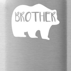 brother bear shirt - Water Bottle