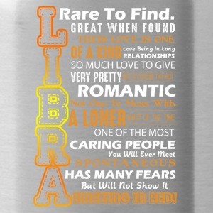 Libra Amazing In Bed Shirt - Water Bottle