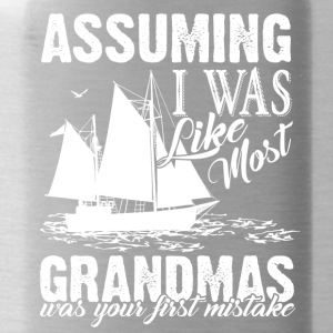 Sailing Grandmas Tee Shirts - Water Bottle