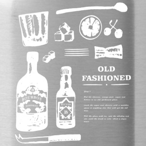 Old Fashioned - Water Bottle