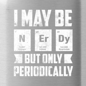 Nerd Periodically - Water Bottle