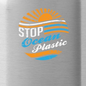 Stop Ocean Plastic - Water Bottle