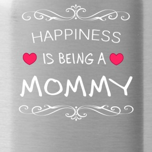 Happiness Is Being a MOMMY - Water Bottle