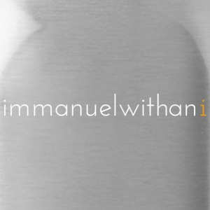 immanuelwithani LOGO - Water Bottle