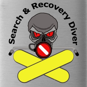 Search And Recovery Diver - Water Bottle
