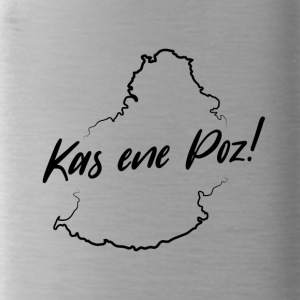 Kas ene poz! - Black - Water Bottle