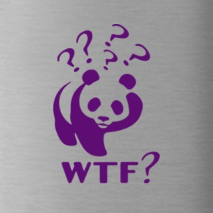 Panda WTF?? - Water Bottle