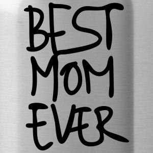 Best Mom Ever Hand Writing Special Mother's Day 1c - Water Bottle