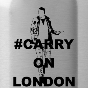 Carry On London - Water Bottle