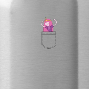 pocket_princess - Water Bottle