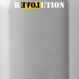 Revolution Government Obama - Water Bottle