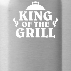 King Of The Grill - Water Bottle