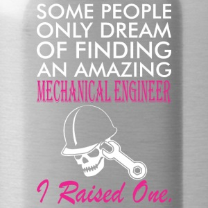 Some People Dream Amazing Mechanical Engineer - Water Bottle