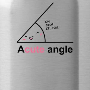 Acute Angle Rumus - Water Bottle