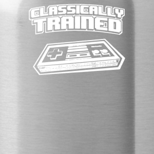 Classically Trained Video Game Console - Water Bottle