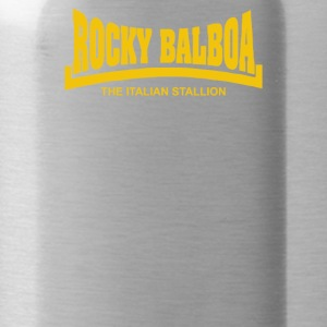 Rocky Balboa The Italian Stallion - Water Bottle