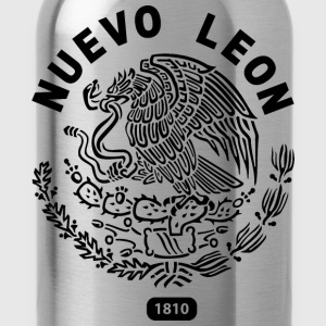 Nuevo Leon Mexico T Shirt - Water Bottle