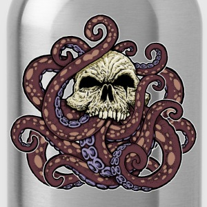 Tentacled Terror Octoskull - Water Bottle