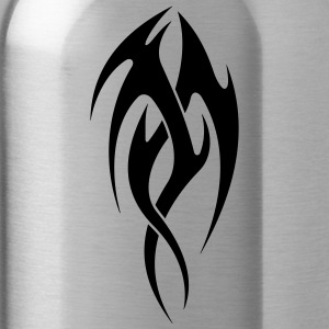 Cool tribal tattoo design - Water Bottle