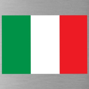 italian flag - Water Bottle