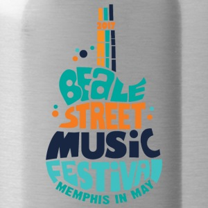 Memphis In May 2017 - Water Bottle