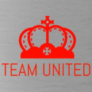 Team United Crown Logo - Water Bottle