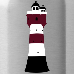 Lighthouse Roter Sand - Water Bottle