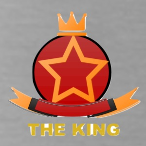 logo the kings - Water Bottle