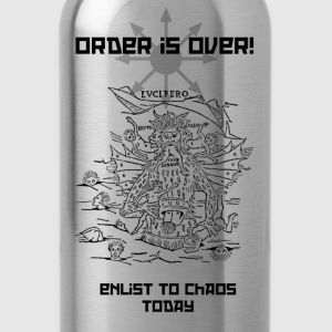Enlist to Chaos - Water Bottle