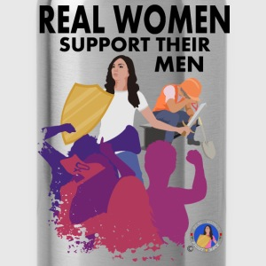 Real Women Fight Back: General Labor - Water Bottle