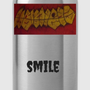 Smile S.J. Art - Water Bottle