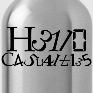 Hello Casualties Leet - Water Bottle