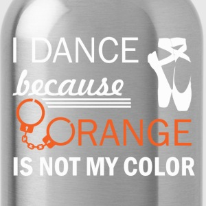 balletdancing design - Water Bottle