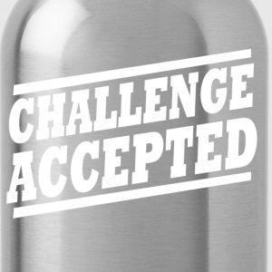 Challenge Accepted - Water Bottle