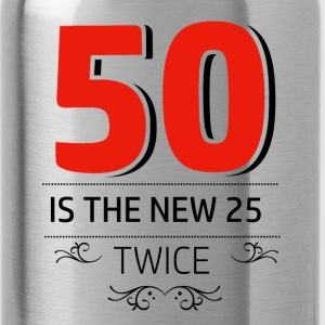 50 years and increasing in value - Water Bottle