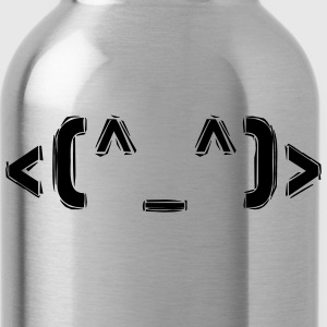 PC_smile - Water Bottle