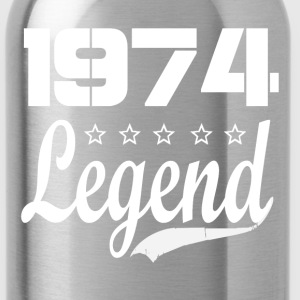 74 Legend - Water Bottle