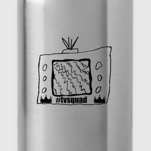 tv squad logo - Water Bottle
