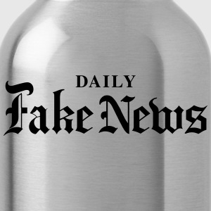 DAILY Fake News - Water Bottle
