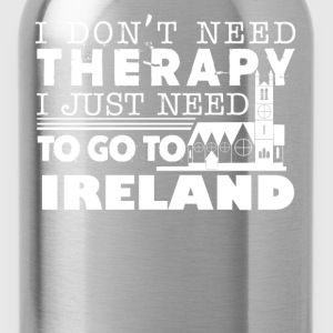 Ireland Therapy Shirt - Water Bottle