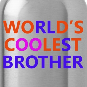brother design - Water Bottle