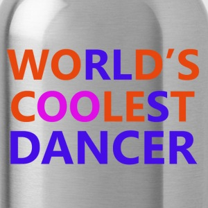 coolest dancer design - Water Bottle