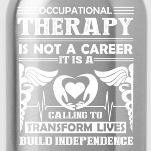 Occupational Therapy Shirt - Water Bottle